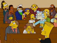Confusão bolinhas funeral igreja bart