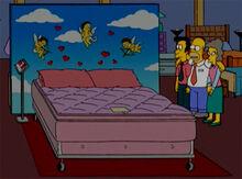 Homer colchão lovejoys
