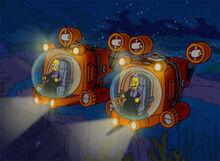 Mason homer submarinos