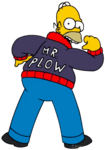 Mr. Plow (Official Image)