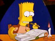 Bart Gets an F 1