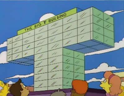 Edifício Grande T