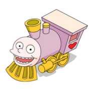 Tapped Out I Choo-Choo-Choose You Train