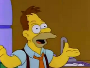 Abraham Simpson young in I Married Marge