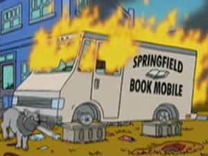 Biblioteca Móvel de Springfield