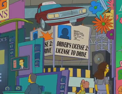 Driver's License 2 - License to Drive