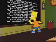 Grampa vs. Sexual Inadequacy Chalkboard Gag