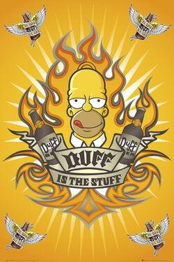 Poster duff tatoo