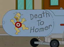 Arma death to homer