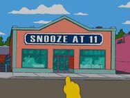 Snooze at 11
