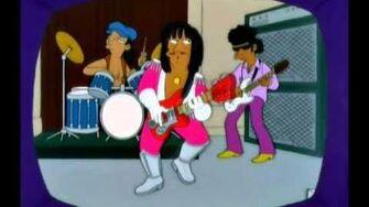 The Simpsons - Super Freak