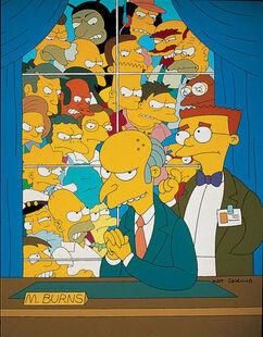 Who Shot Mr. Burns (Promo Picture)