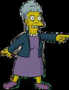 Agnes Skinner in The Simpsons Movie