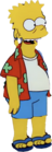 Bart Simpson (Bart to the Future)