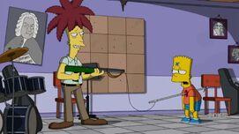 Sideshow Bob kills Bart