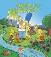 Simpsons 350