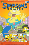 Simpsons Comics 10 (Front Cover)