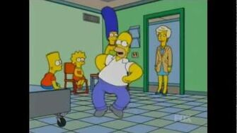 The Simpsons - Mexican Hat Dance