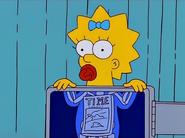 Мэгги съела журнал