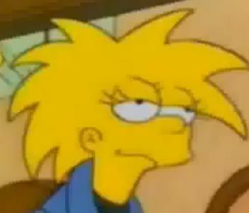Bart Simpson Female Human Lisa Simpson Maggie Simpson Male
