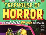 Bart Simpson's Treehouse of Horror 13
