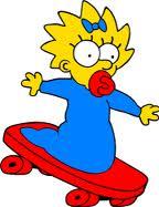 Maggie skatista