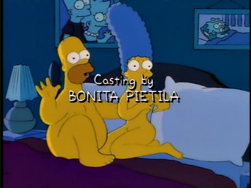 Marge simpson homer simpson having sex