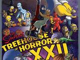 A Casa da Árvore do Horror XXII