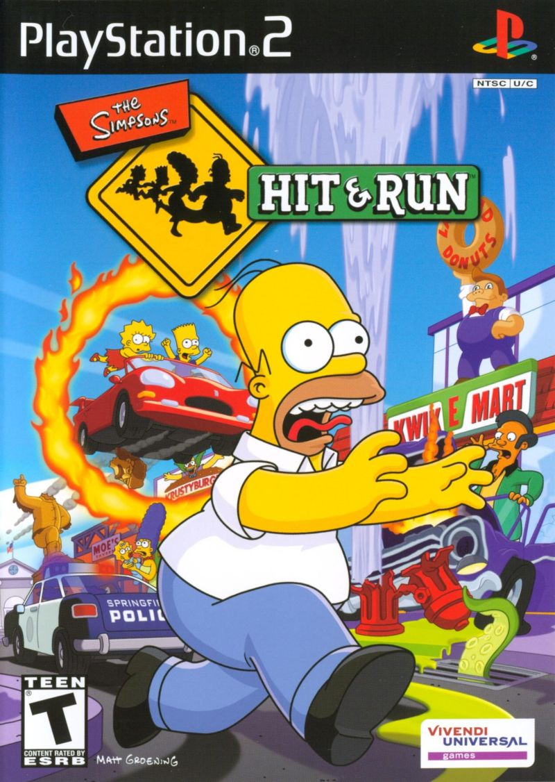 The Simpsons: Hit & Run | Simpsons Wiki | FANDOM powered by Wikia