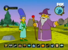 Marge cleriga rpg online 2