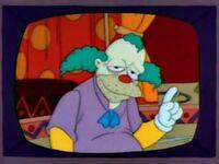 Krusty não pode parar