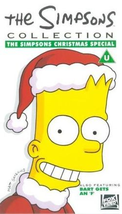 The Simpsons Collection: The Simpsons Christmas Special | Simpsons ...