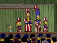 Bart-Mangled Banner 2