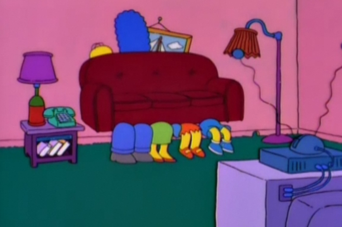 Family Couch Gag