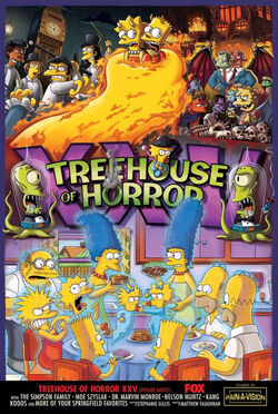 Treehouse of Horror XXV promo