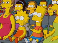 Bart show tabitha dinheiro