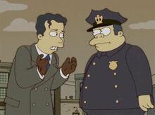 Orson welles invasão polícia