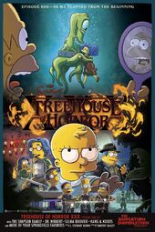 Treehouse of Horror XXX poster