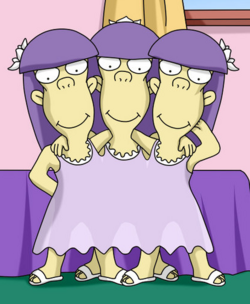Triplets mackleberry ava0