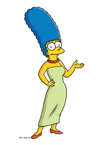 File:Marge Simpson 2.png