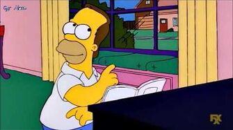 The Simpsons Homer Simpson - Al Capone's Vault (Sub Ita)