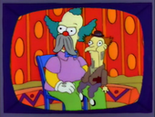 Krusty, le retour