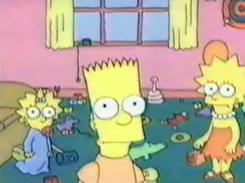La piccola fantasia di Bart 1