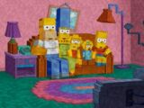 Minecraft couch gag