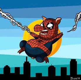 Porco-aranha