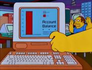 ThirtyMinutesOverTokyo Homer'sSavingsAccountAmount