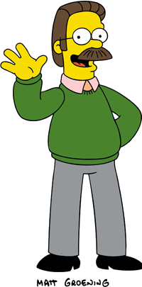 Ned Flanders avat0B