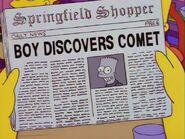 Bart's Comet 34