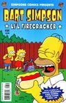 Bart Simpson-Li'l Firecracker