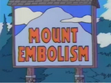 Mt. Embolism